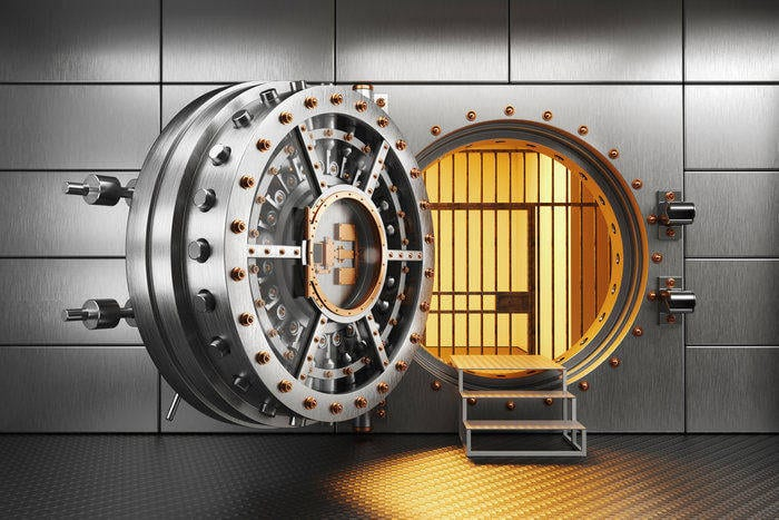 Vault service launched