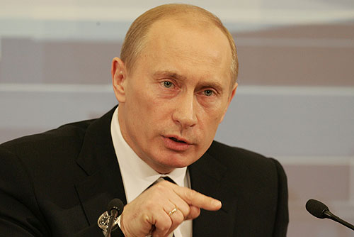 Vladimir Putin: Don't hinder technological development