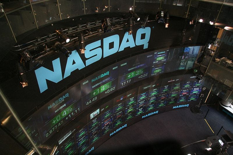 As a highly respected technology exchange, NASDAQ is naturally interested in cryptocurrencies. (PICTURE: bfishadow)