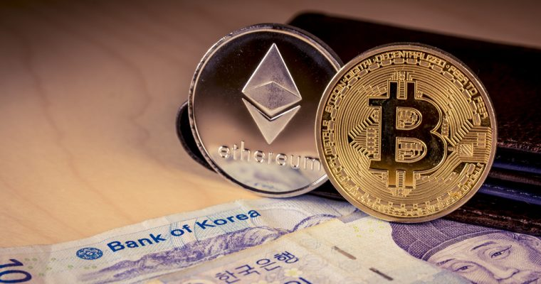 largest korean cryptocurrency coin