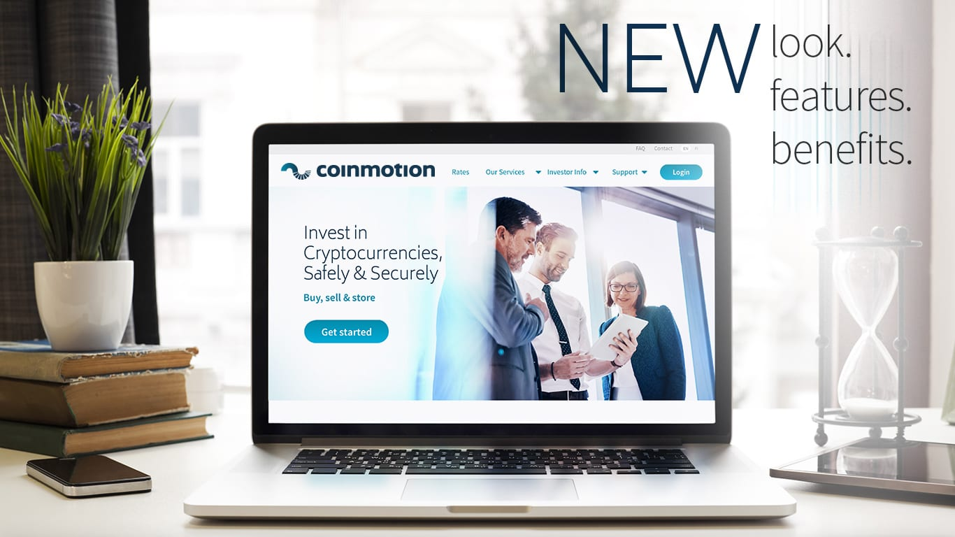 Investing in crypto cover image