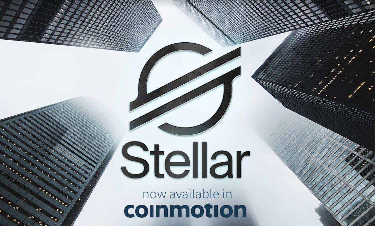 Coinmotion Stellar Lumens