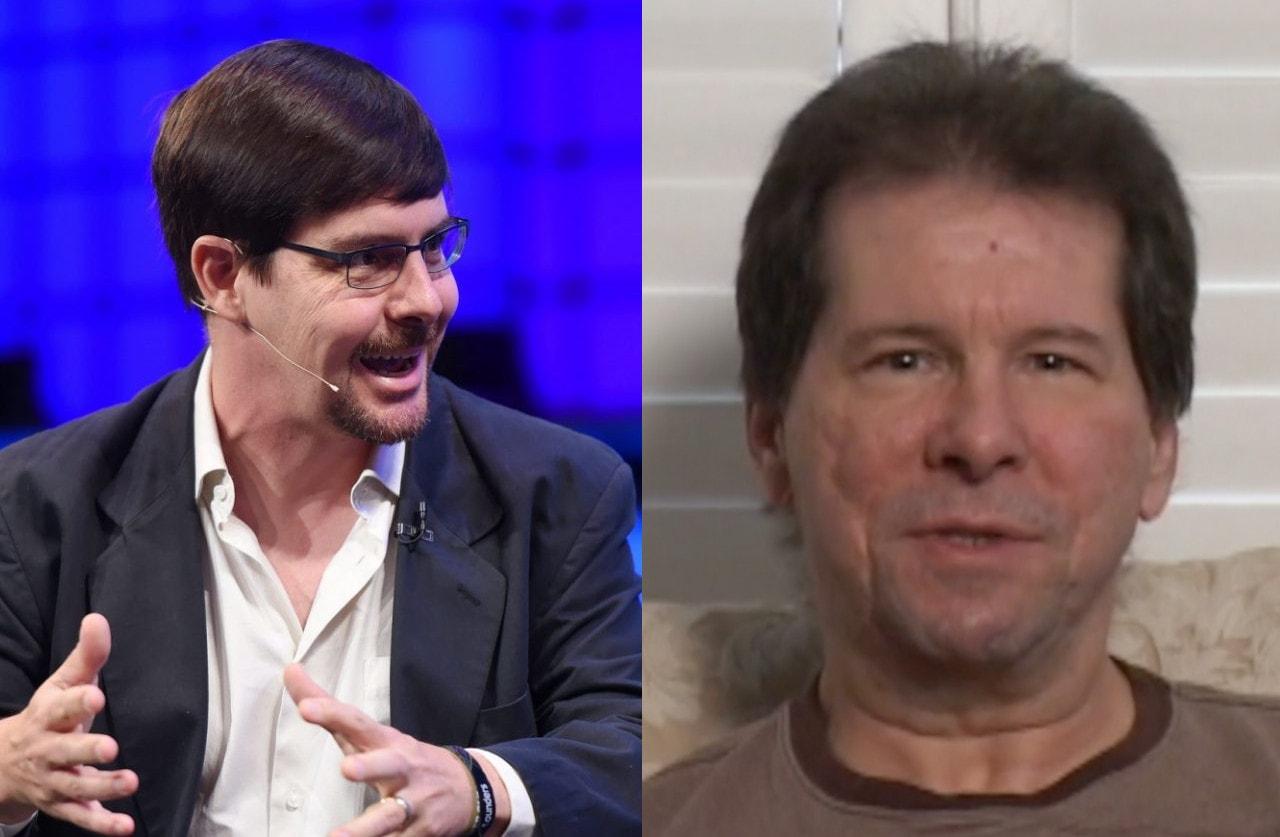 Gavin Andresen y Hal Finney fundación Bitcoin y programadores