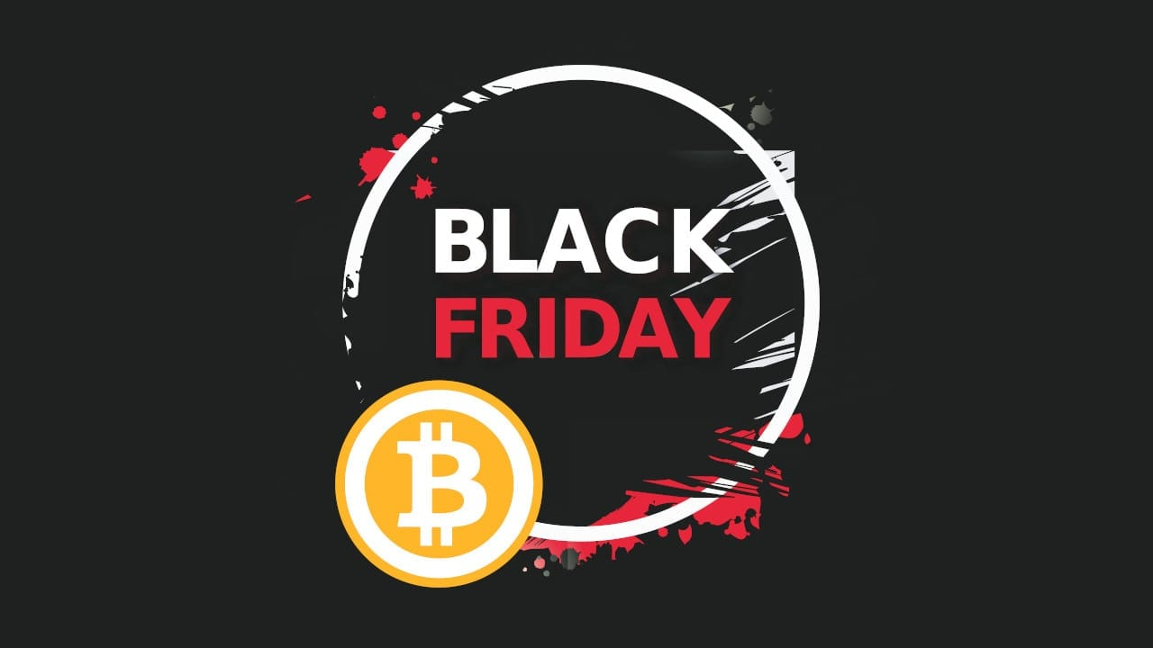 Blackfriday 2019 ofertas para comprar bitcoin y criptomonedas descuentos