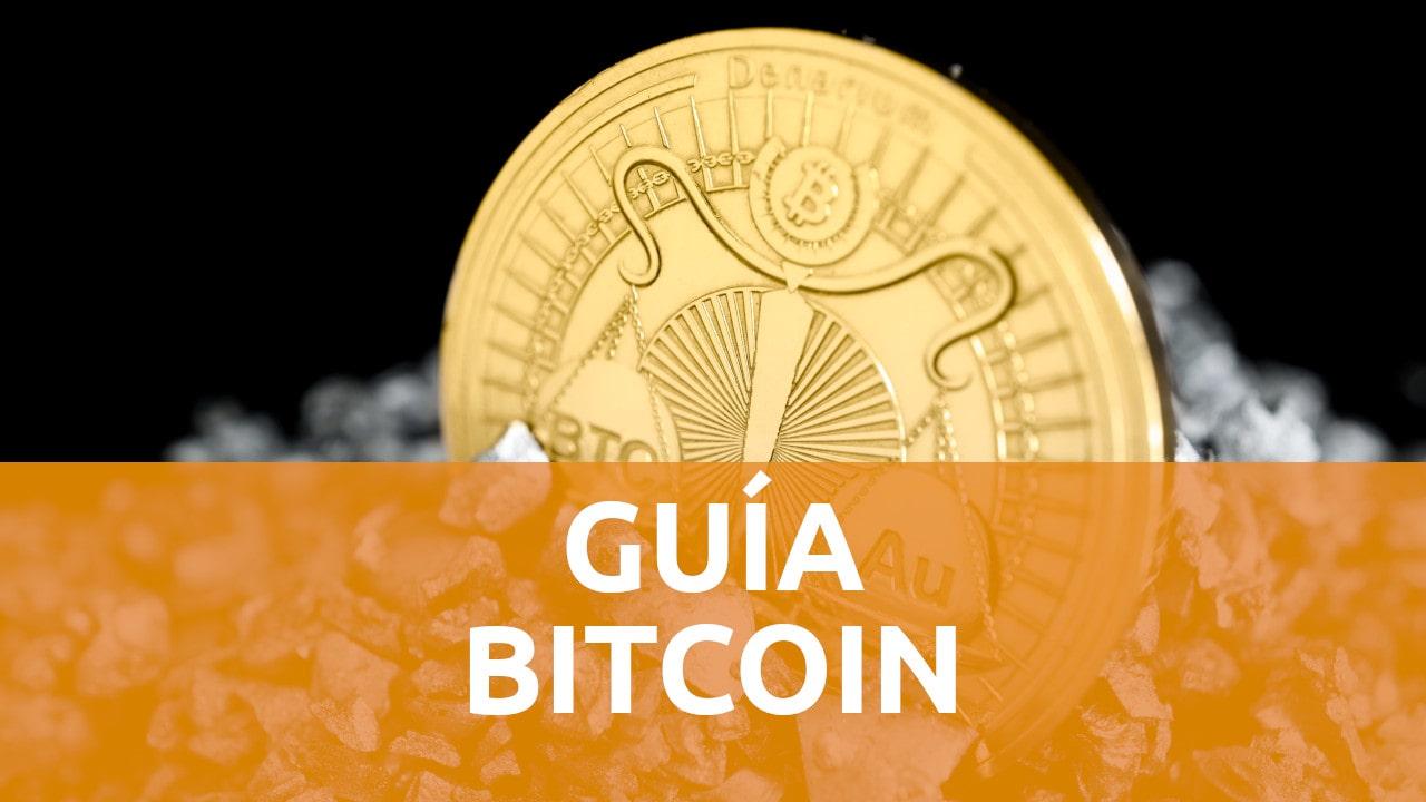 Guía tutorial bitcoin principiantes expertos avanzada gratis