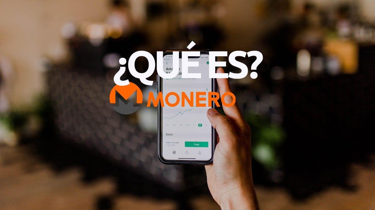 Qué es Monero XMR criptomoneda y cómo funciona