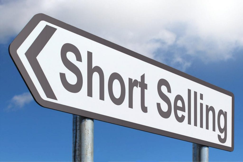 short-selling Bitcoin