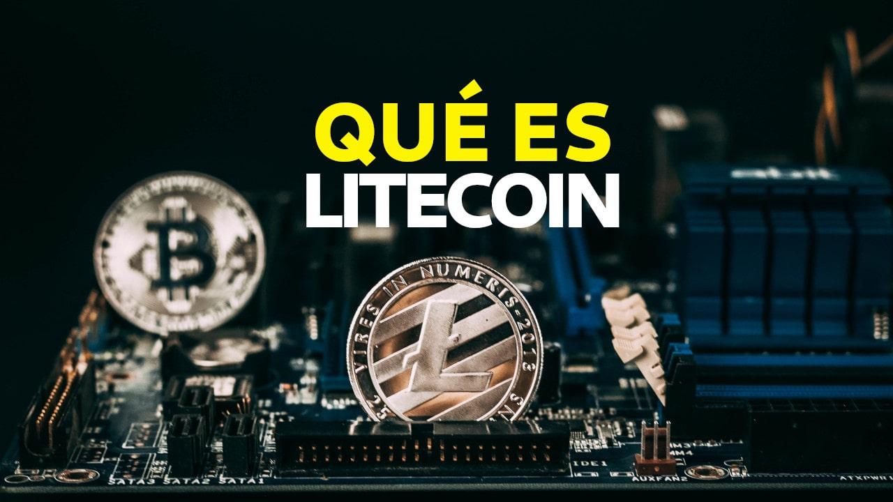 Qué es Litecoin cómo funciona LTC explorer