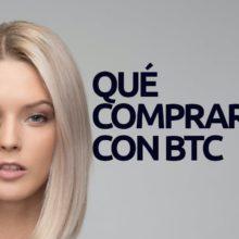 Qué puedo comprar con Bitcoin