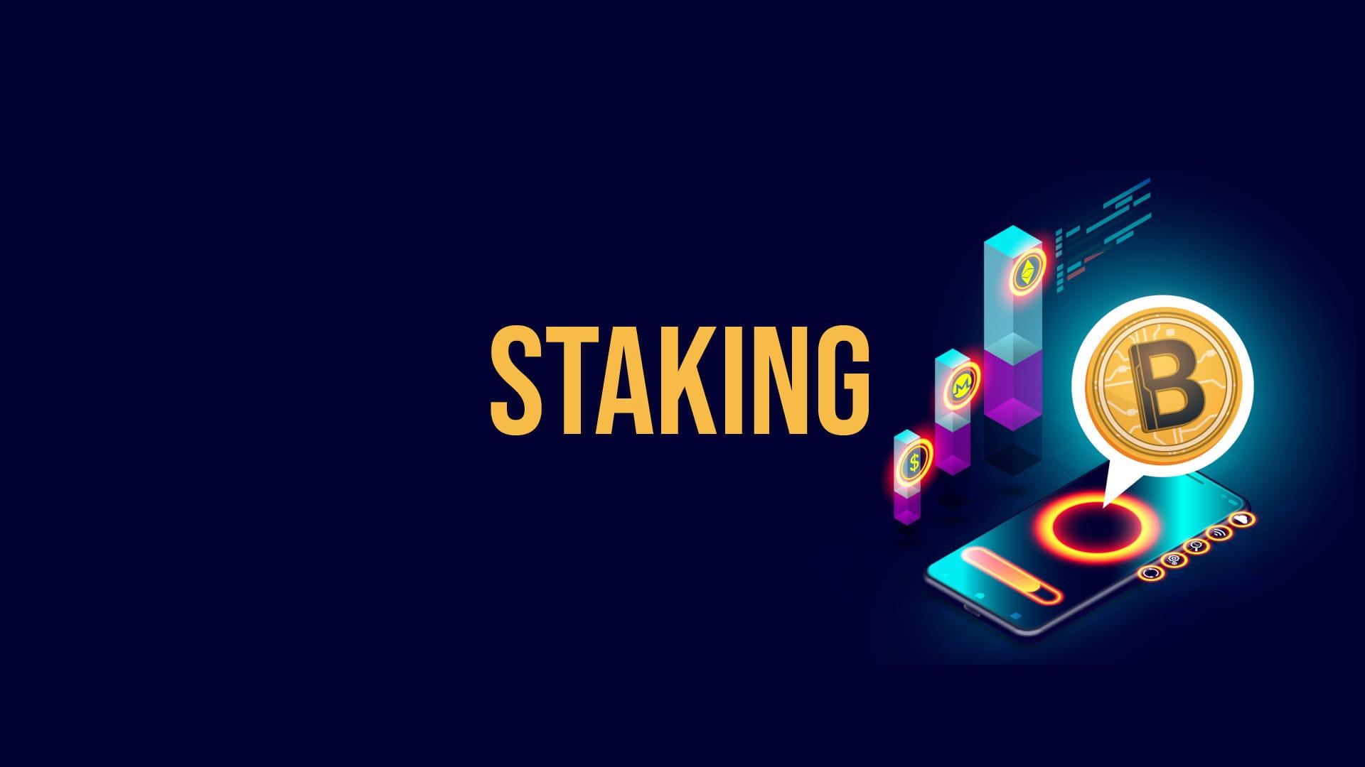 Qué es Staking definición
