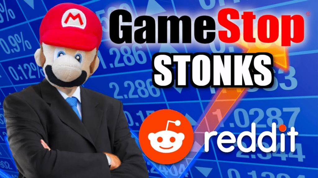 Stock markets meet memes
