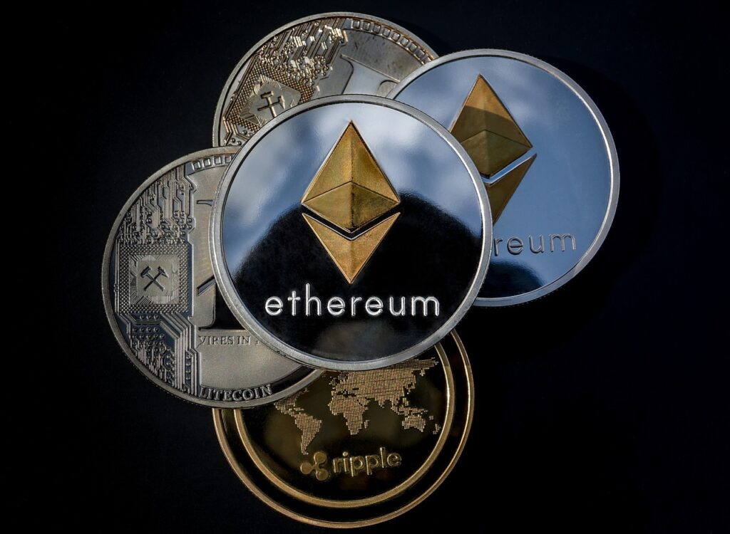 Buy Ethereum coins