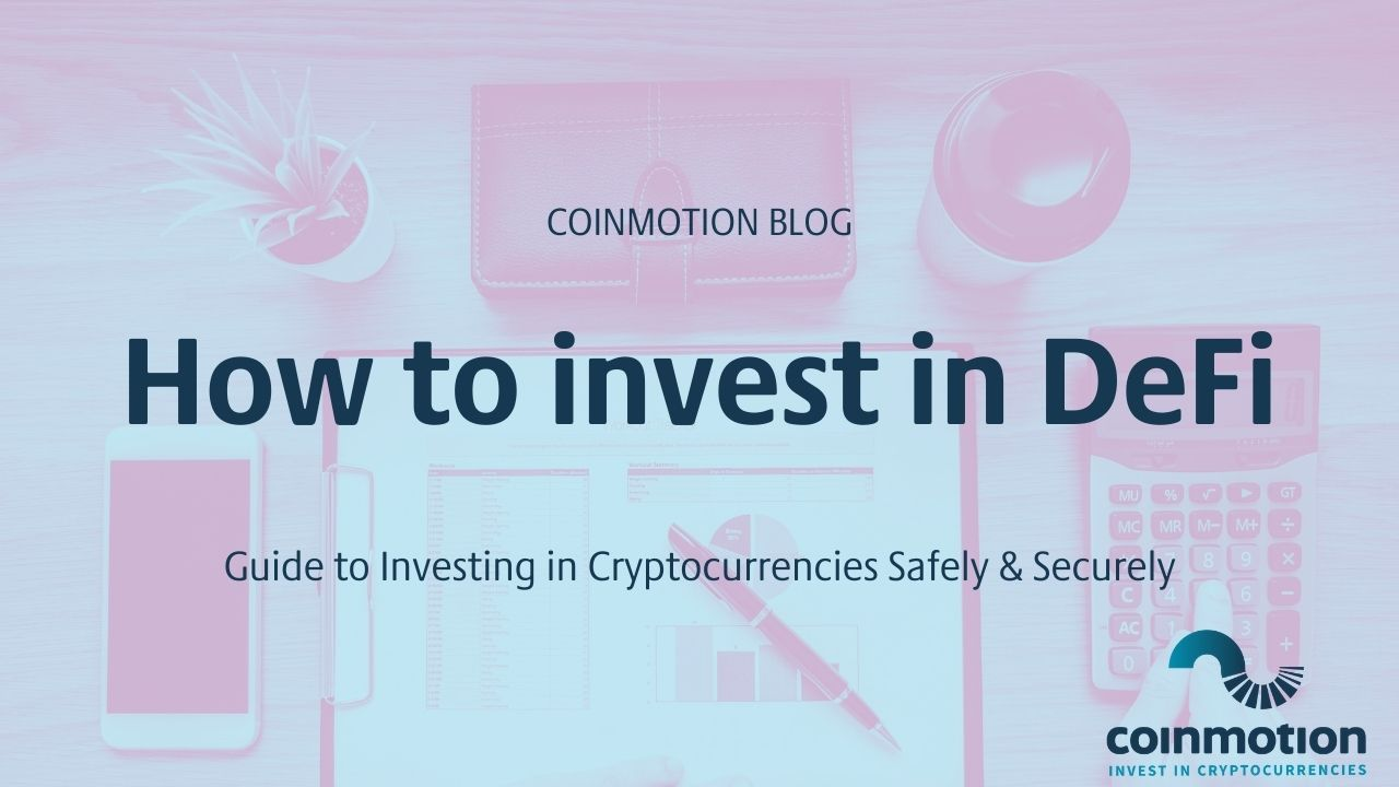 how to invest in defi decentralized finance