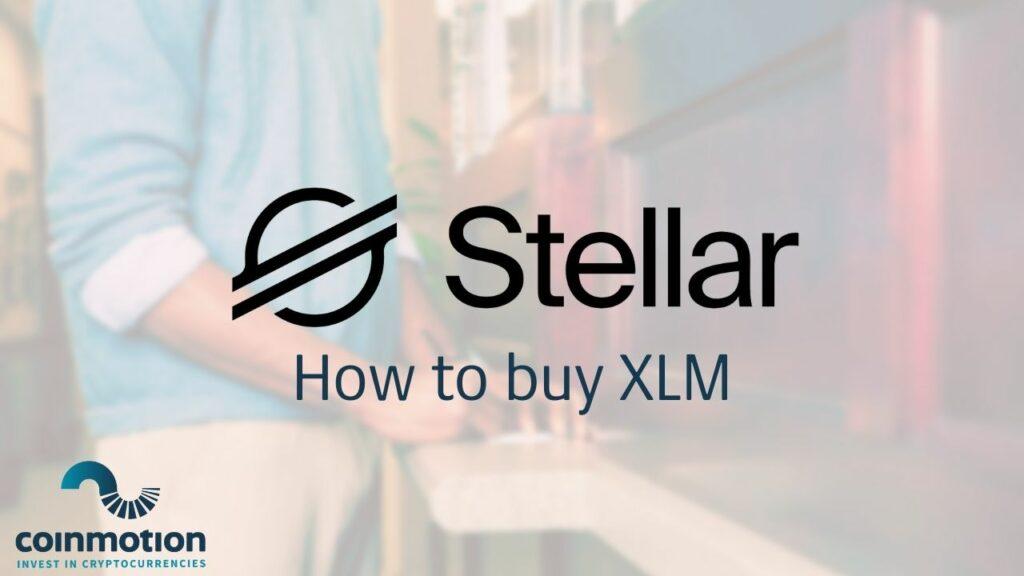 how to buy stellar lumens xlm