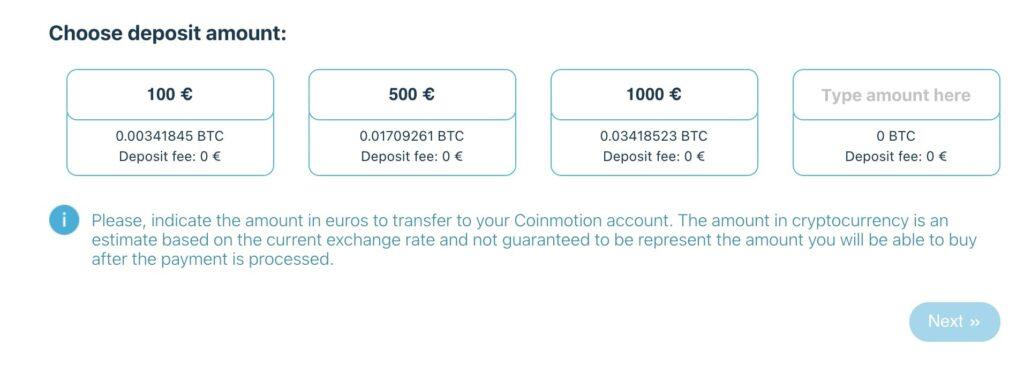 via-online bank-euro's-storten-en-cryptovaluta-kopen