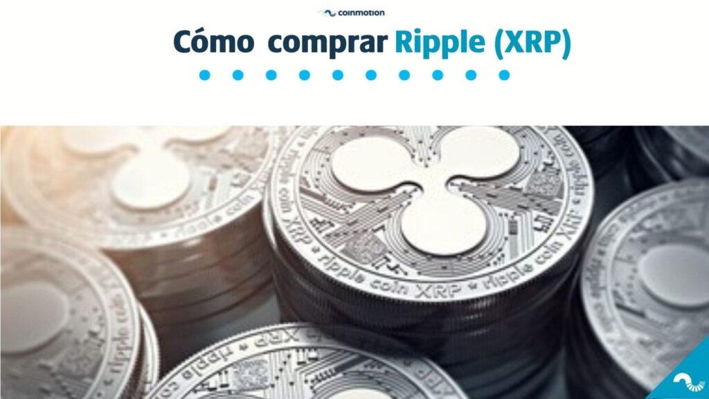 Cómo comprar Ripple XRP