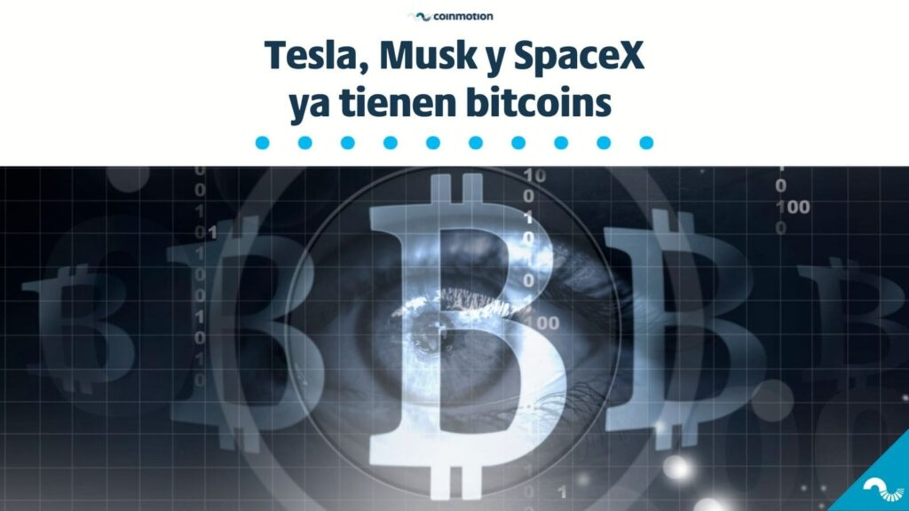 Tesla, Elon Musk, SpaceX invertir en bitcoins