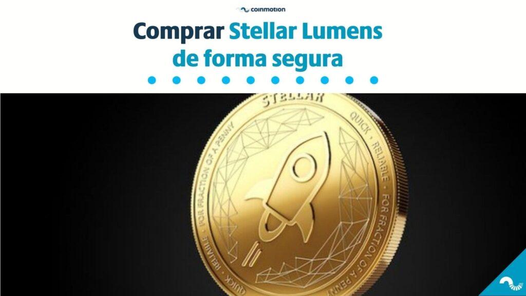 Cómo comprar Stellar Lumens XLM